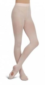 capezio 1916c childrens ultra soft transition tight front back
