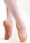 capezio 2035c love children ballet shoe color swatch