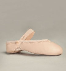 capezio 2035c love child leather ballet shoe