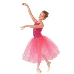 85b430f3354e capezio 9830C child romantic tutu