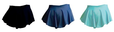 capezio mc814c meryl collection child circle skirt color swatch 1