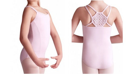 capezio mc817c meryl collection diamond racerback leotard