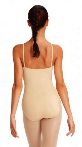 capezio tb49 team basic camisole leotard