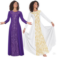 eurotard 82119 passion of faith dress color swatch