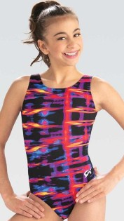 gk elite e3757 flash of fire gymnastics leotard center