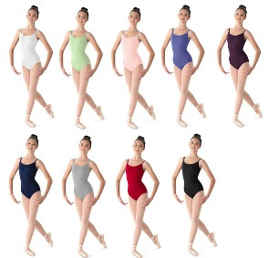 mirella adult leotard