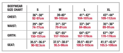 body wrappers m90 men's convertible foot tights sizing chart
