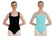 capezio tb200 team basics adult spotlight camisole leotard color swatch
