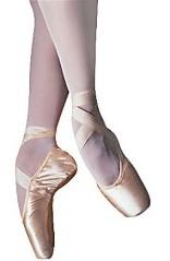 capezio 102es extra strong shank glisse pointe shoes