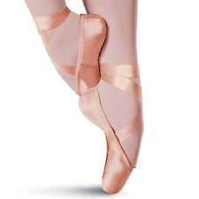 capezio 199 tendu II pointe shoe