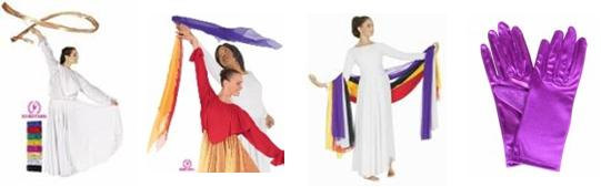 Praise / Liturgical / Worship Accessories