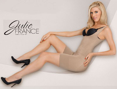 julie france leger jfl01 frontless body shaper