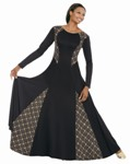 eurotard 13855 royalty dance dress