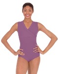 eurotard 33794 adult wrap front leotard
