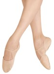 bloch es0252l elastosplit pi ladies leather split sole ballet slippers