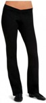 capezio tc750 tactel collection adult jazz pants