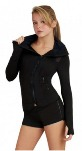 capezio 10257 dance active jacket