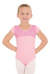 eurotard 33199c child rosette leotard