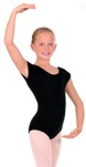 eurotard 44286c child bow back leotard