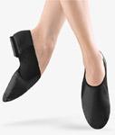 Bloch S0495 Neo Flex Slip-On:  Split Sole Jazz Shoe