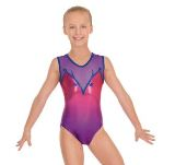 eurotard 3210 child sweetheart ombre  leotard,eu 3210