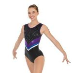 eurotard 3218a adult ocean rhythms leotard