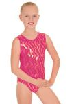 eurotard 3215c child holographic waves leotard,fashion leotard