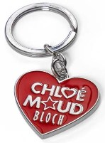 bloch a0608 chloe and maud key chain