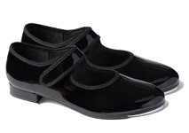so danca ta37 children's velcro closure tap shoe
