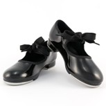 so danca ta35 children's snap buckle tap shoe
