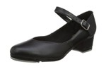 so danca ta44s 1.25 inch children's  character cuban heel tap shoe