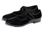 so danca ta38 adults velcro closure tap shoe