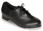 so danca ta47l adults leather oxford tap shoe