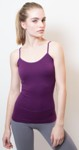 amb design 2501 adjustable seamless cami