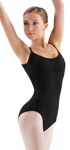 leos ld006lm adult seamed bodice camisole leotard
