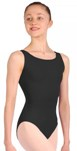 bloch l5605 essential tank sleeve leotard