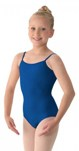 mirella m201c childs scoop front dance leotard