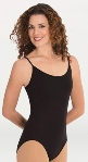 body wrappers mt253 adult microtech camisole leotard