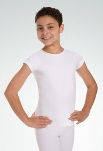body wrappers b400 boys dancewear short sleeve snug fit pullover