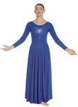 eurotard 11030 radiant cross praise dress