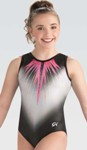 gk elite 10508 strike a pose gymnastics leotard