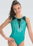 gk elite 10500 applause gymnastics leotard