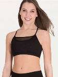 body wrappers 9100 coretech adult cami racer bra