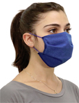 eurotard ppe reusable cotton face mask and n95 mask cover for corona virus protection