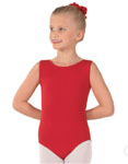 eurotard 1089 child cotton classic tank leotard