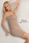 julie france jf017 strapless dress shaper