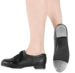capezio cg09 premiere lace up tap shoe