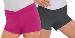eurotard 44754c,eu 44754c,44754c,dance shorts,child booty shorts,dancewear shorts