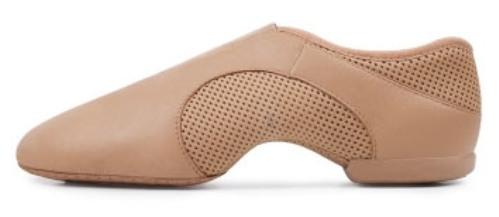Bloch Dance Womens Flow Slip On Jazz Shoe