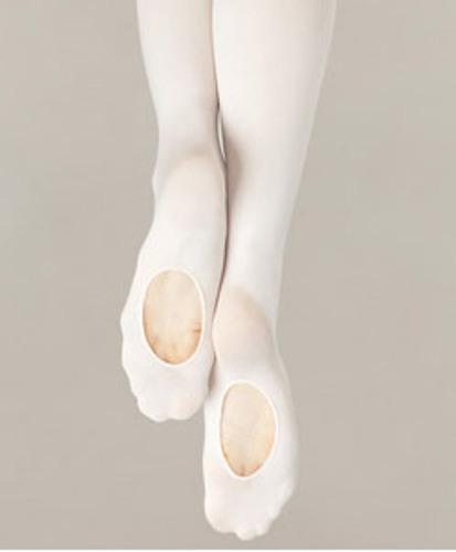 Capezio Transition Ballet Dance Tights 1816X 1816 BLACK child size 2-6 BLK